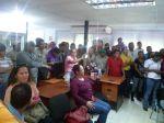 Asistentes a Rueda de Prensa Salud Ambiental